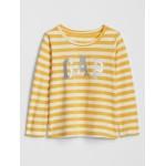 Toddler Logo Sleeve T-Shirt