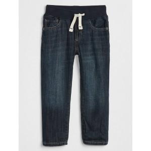 Toddler Pull-On Slim Jeans with Fantastiflex