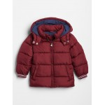 Toddler Hooded Puffer Jacket