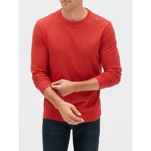 Long Sleeve Everyday Crewneck T-Shirt