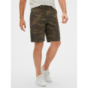 """10"""" Lived-In Shorts with GapFlex"""