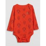 Baby Brannan Bear Print Bodysuit