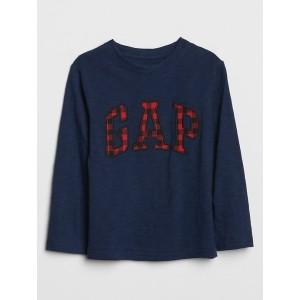 Toddler Gap Logo Long Sleeve T-Shirt