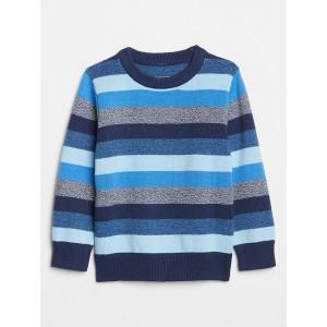 Toddler Crazy Stripe Sweater