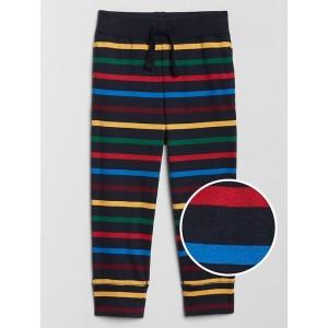 Toddler Stripe Pull-On Pants