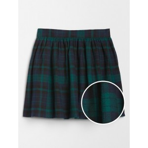 Kids Plaid Flippy Skirt