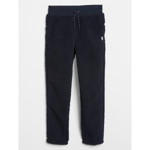Kids Sherpa Fleece Active Pants