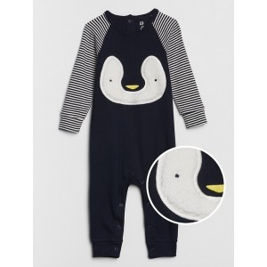 Baby Sweater One-Piece