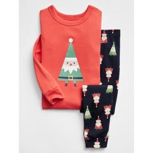 babyGap Elf Graphic PJ Set