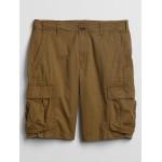 "11"" Twill Cargo Shorts"