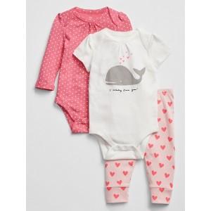 Baby Bodysuit Pants Set