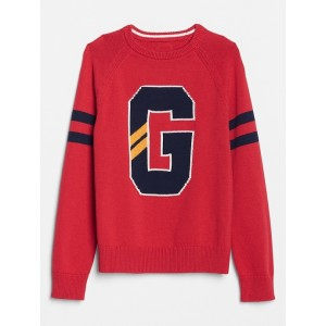 Kids Gap Logo Graphic Sweater