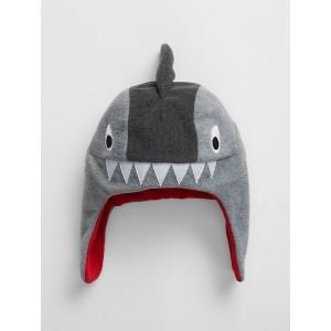 Kids Shark Trapper Hat