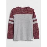 Toddler Colorblock Stripe Sweater