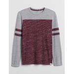 Kids Colorblock Stripe T-Shirt