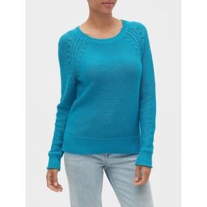 Crewneck Pullover Sweater