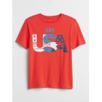 Kids Logo Short Sleeve T-Shirt