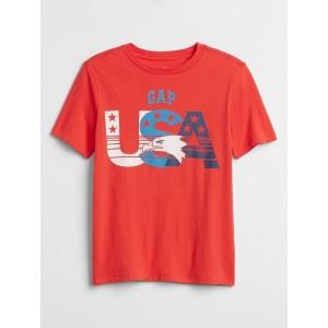 Kids Logo Short Sleeve T-Shirt