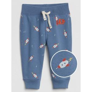 Baby Logo Pull-On Pants