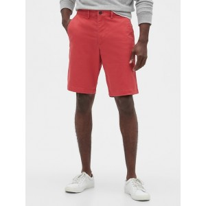 "10"" Twill Shorts"