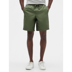 """9"""" Shorts in Twill"""