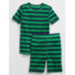 Kids Stripe Short PJ Set