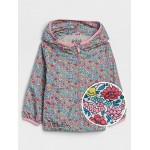 Toddler Print Windbreaker