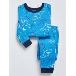 Baby Sharks PJ Set