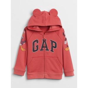 babyGap | Disney Mickey Mouse Logo Sweatshirt