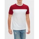Colorblock Short Sleeve T-Shirt