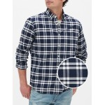 Oxford Shirt in Untucked Fit
