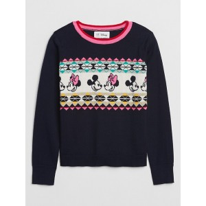 GapKids &#124 Mickey and Minnie Mouse Sweater