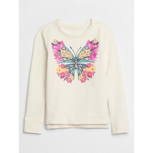 Kids Graphic Pullover Sweatshirt