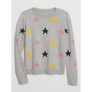 Kids Star Crewneck Sweater