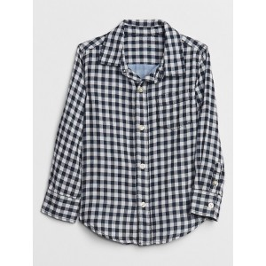 Toddler Doubleweave Shirt
