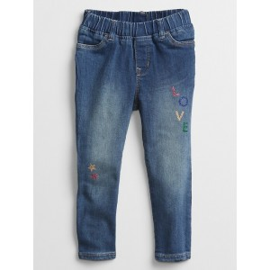 Toddler Tapered Jeggings with Stretch