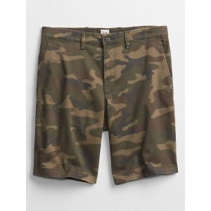"10"" Essential Khaki Short"