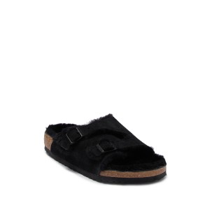 Zurich Shearling Lined Sandal - Discontinued