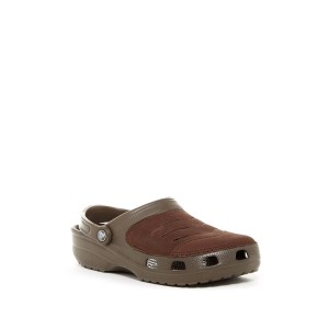 Bogota Leather Trim Clog