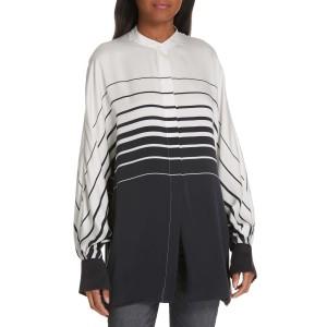 Sedaine Oversize Stripe Shirt