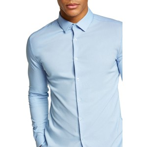 Muscle Fit Dress Shirt