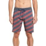 Stripey Stoney Boardshorts