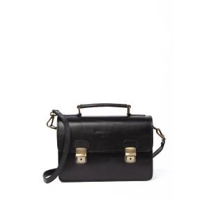 Catrice Leather Satchel Bag