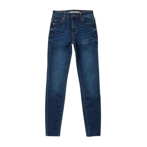 Basic High Rise Skinny Jeans (Big Girls)