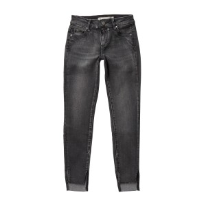 Mid Rise Ankle Crop Jeans (Big Girls)