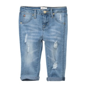 Weekend Crop Jeans (Toddler Girls)