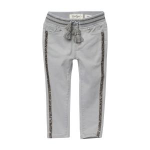Side Glitter Jeans (Little Girls)