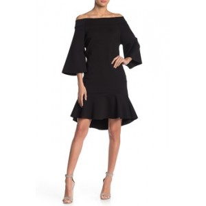 A-Line Sectioned Dress