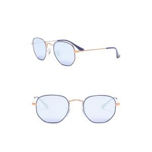 Geo Shaped 44mm Sunglasses (Little Kids)
