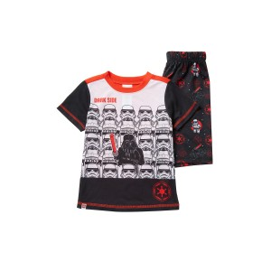 LEGO Star Wars Dark Side Short Pajama Set (Little Boys & Big Boys)